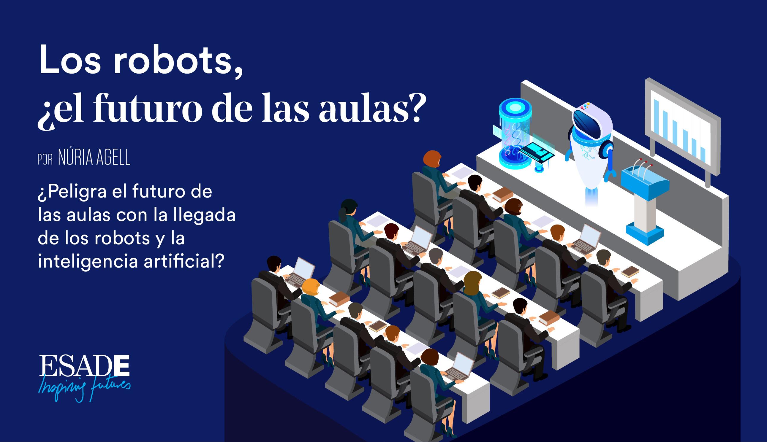 IDEAMERICAS_Nuria Agell-RobotsAulas