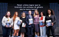 La inversión con enfoque de género, clave para promover la igualdad en Latinoamérica