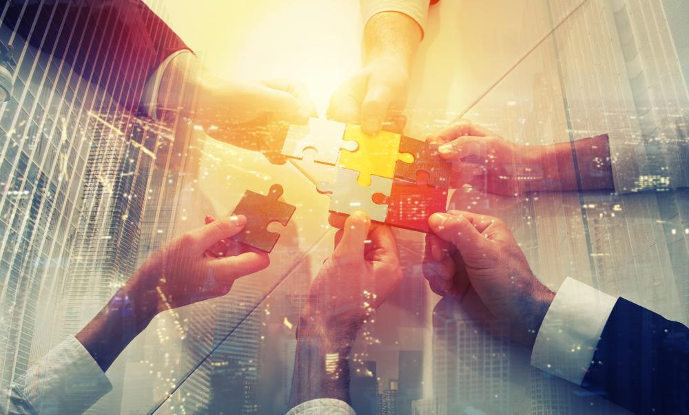 Las esquinas del éxito estratégico en los negocios