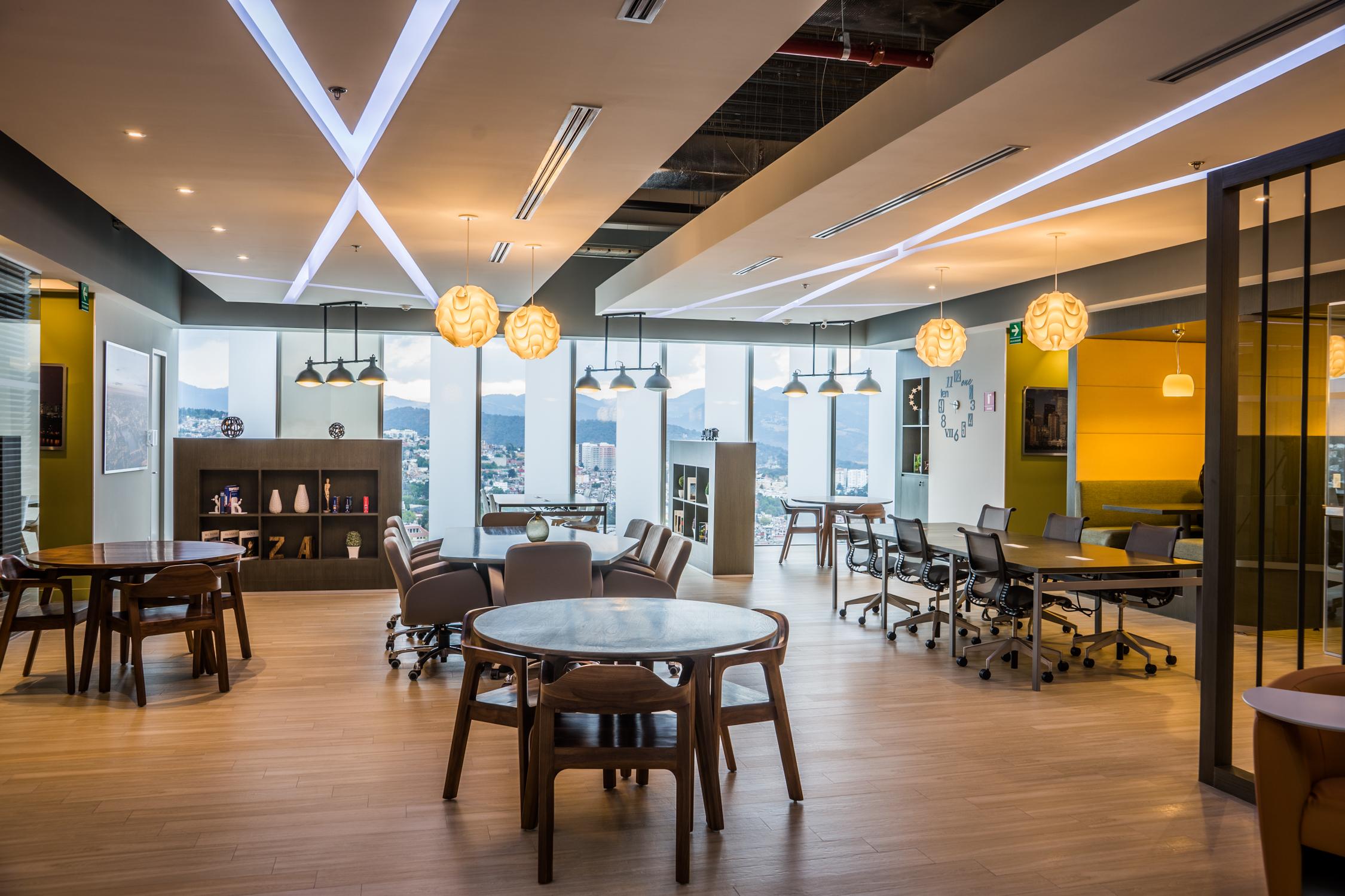 Regus inaugura nuevas oficinas en lima mba educaci n for Ono oficinas