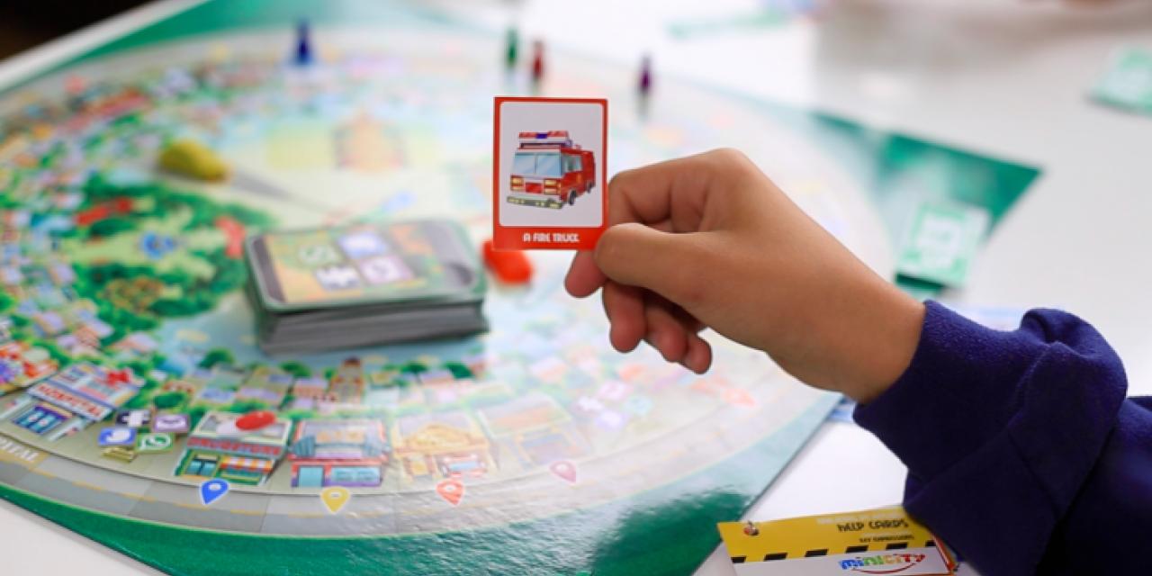 Mini City El Juego De Mesa Chileno Para Aprender Ingles Mba