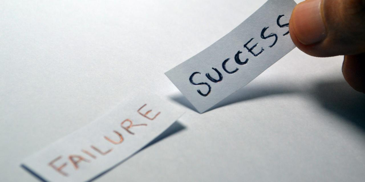 Debes poner o no los fracasos en el currículum? Entérate aquí   MBA ...